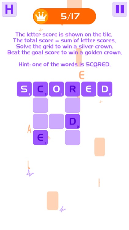 Letter Grid screenshot-1