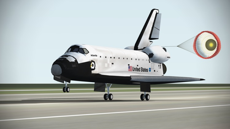 F-Sim Space Shuttle screenshot-4
