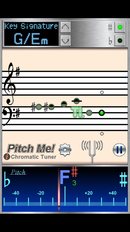 PitchMe - Chromatic Tuner screenshot-4