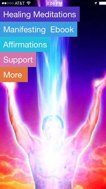Guided Meditation for Healing  the Body, Mind and Soul!-Jafree Ozwald screenshot-0