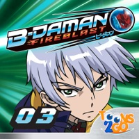 Codes for B-Daman Fireblast vol. 3 Hack