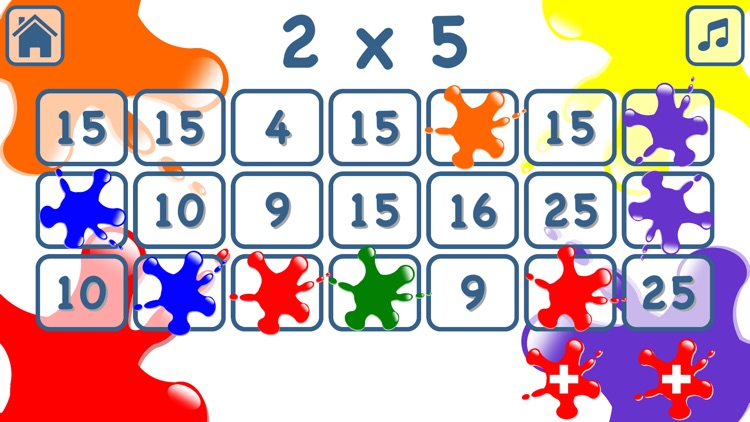 Math Splat screenshot-1