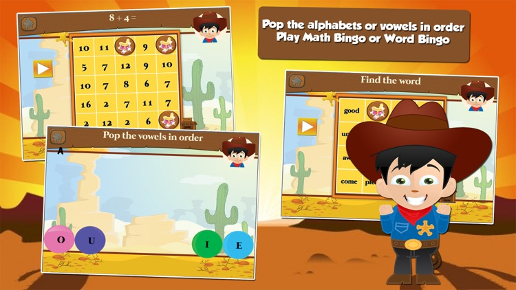 Cowboy Kid Goes to School 1 screenshot-3