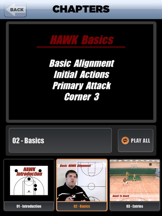 HAWK Offense: Scoring Playbook - with Coach Lason Perkins - Full Court Basketball Training Instruction - XL screenshot-2