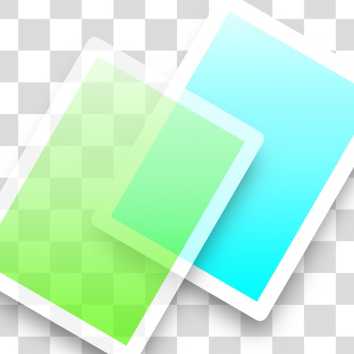 Photomontage : PhotoLayers for iPad