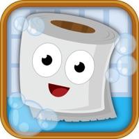 A Toilet Paper Flip Up! - Dash Hop Time