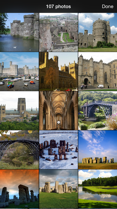World Heritage in Britain screenshot four