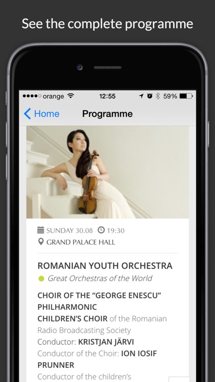 George Enescu International Festival 2015