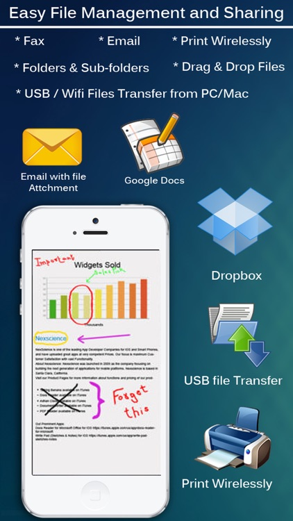 PDF Pro - Sign Documents, Fill Forms and Annotate PDFs screenshot-4