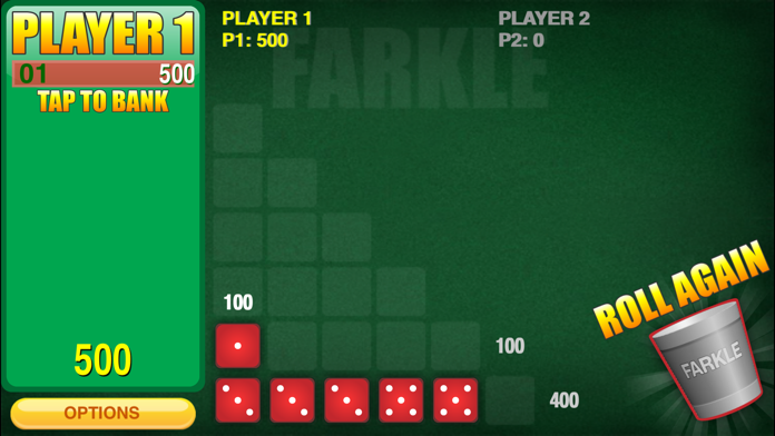 Farkle Addict : 10,000 Dice Casino Deluxe Screenshot