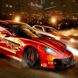 A Crazy City Racing Real Sports Car Traffic Racer Game