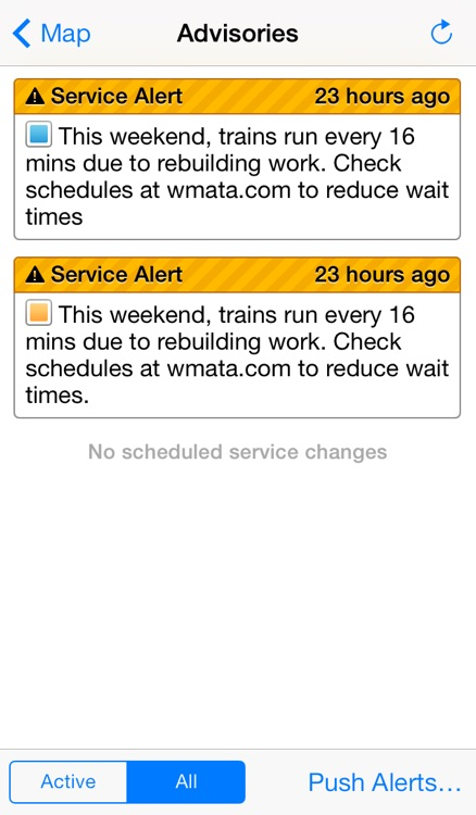 iTrans DC Metro screenshot-2