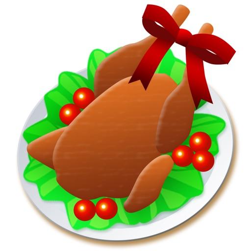 A turkey -Let's eat-