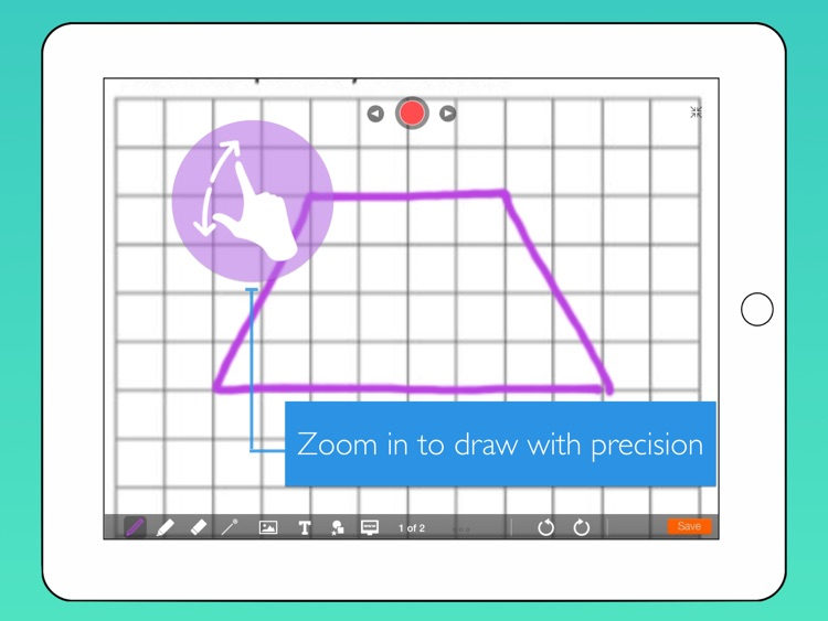bContext - Interactive whiteboard to record & share lessons for flipped classrooms