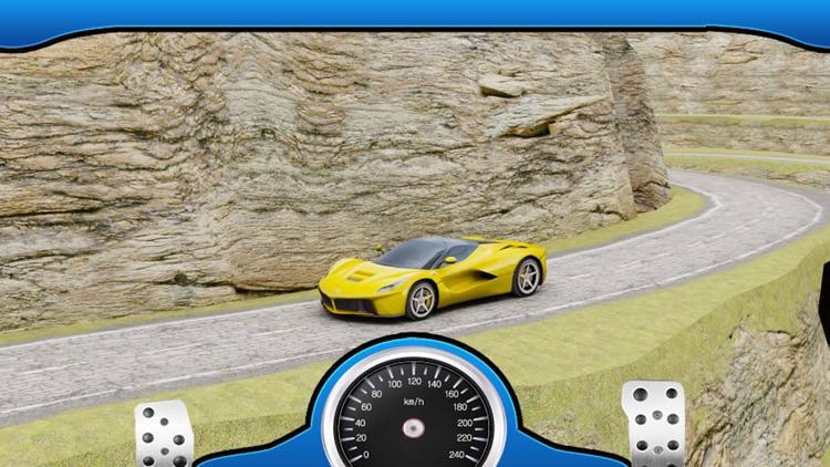 Real Road Drag Car Racing Riot - Top Rivals Driving Reckless Run Simulator 3D Game screenshot-3