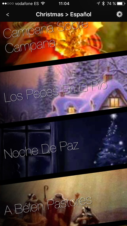 Christmas Carols World screenshot-4