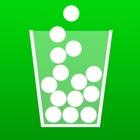 100ドット自由落下ボールゲーム - 100 Dots Free Falling Balls Game icon