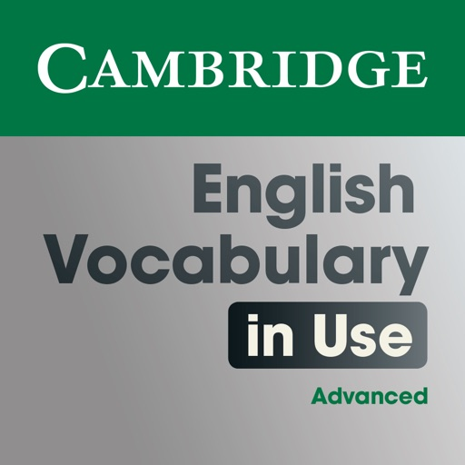 English Vocabulary in Use Advanced Activities