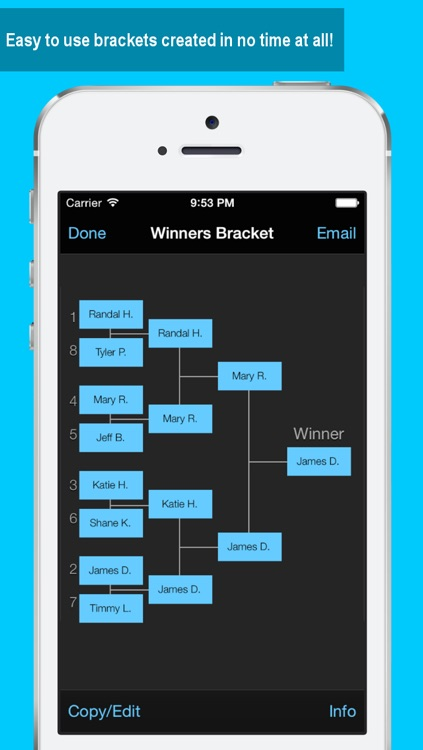 Bracket Maker screenshot-0