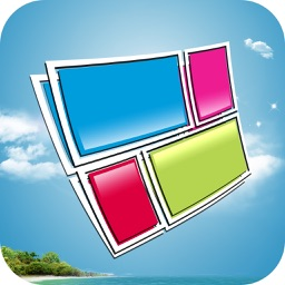 Stitch Booth - Create Photo Collages and Split Pics