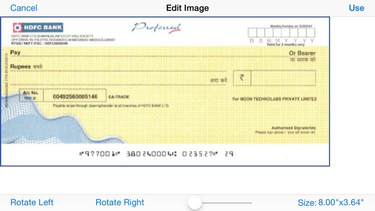 Print Cheque