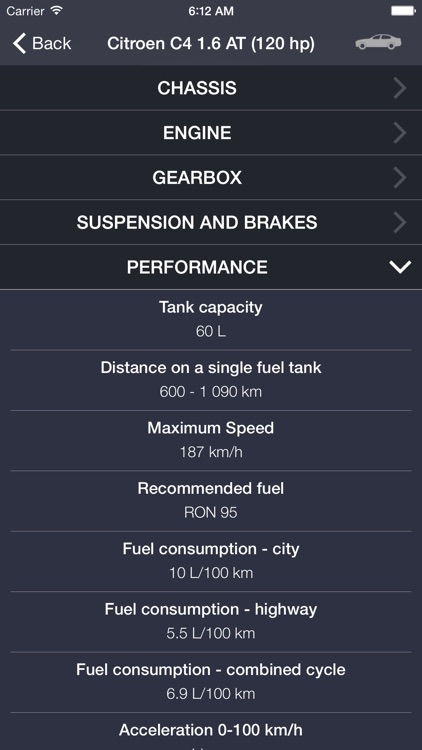 TechApp for Citroën screenshot-3