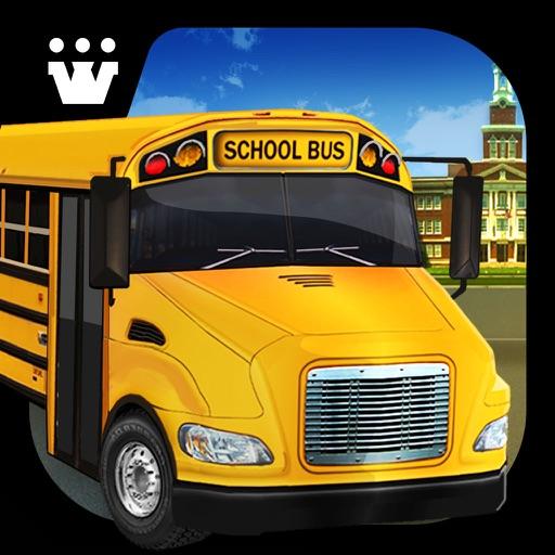 High School Bus Parking