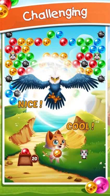 Witch Cat Pop - Addicting World Bubble Shooter Game Free 2016