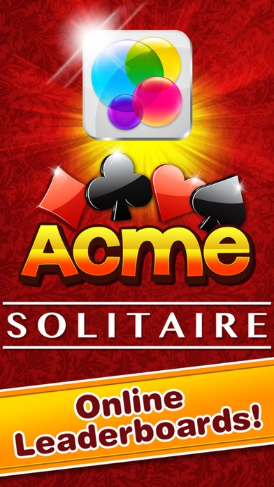 Acme Solitaire Free Card Games Classic