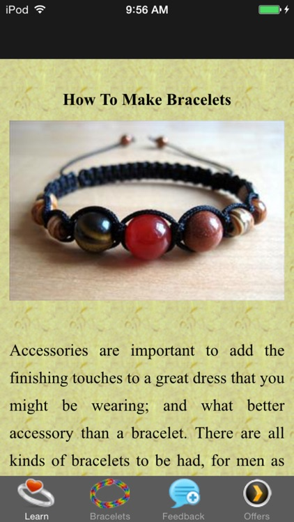 How To Make Bracelets - Unique Jewelry