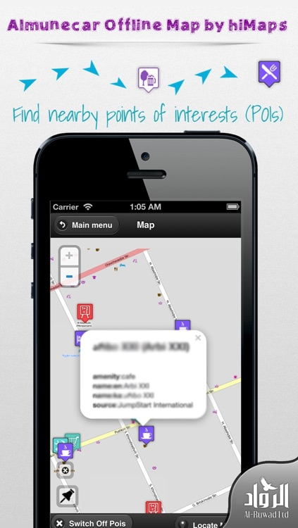 Almunecar Offline Map by hiMaps screenshot-0
