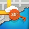 WunderMap by Weather Underground – Weather Radar Map, Hurricane Tracking, and Forecasts