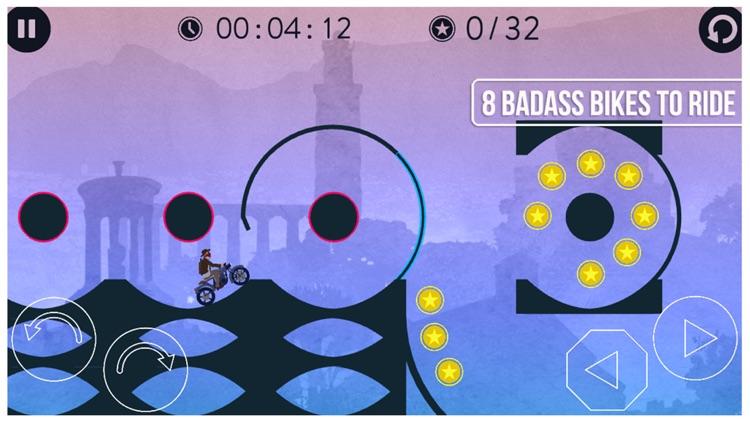Badass Trial Race Free Ride screenshot-3
