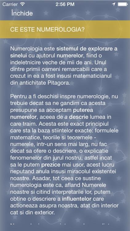Numerologie screenshot-4