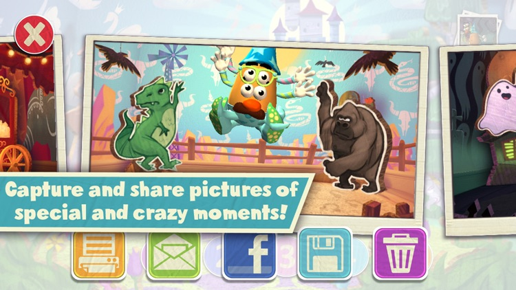 Mr. Potato Head - Create & Play screenshot-4