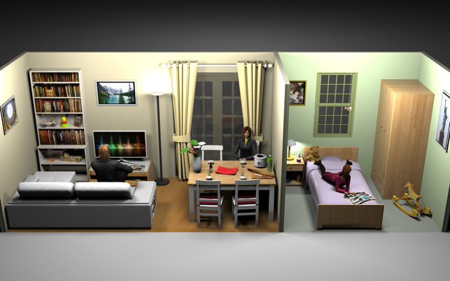 Sweet home 3d im mac app store for Sweet home 3d arredamento