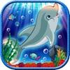 ジャンプイルカサバイバルゲーム - 楽しい水中アドベンチャー フリー