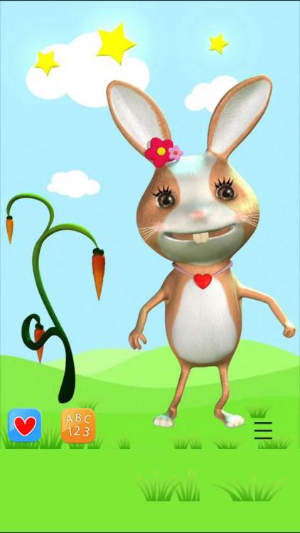 Talking Rabbit ABC Song screenshot-4