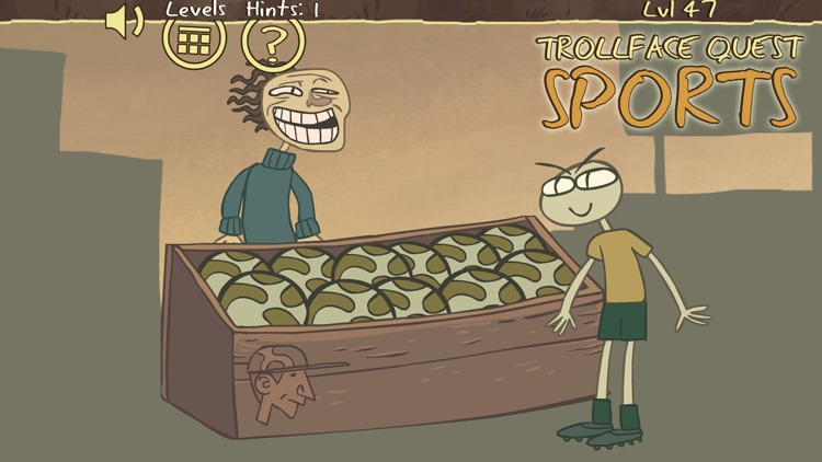 Troll Face Quest Sports screenshot-4