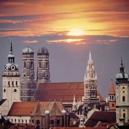 Munich Tour Guide: Best Offline Maps with Street View and Emergency Help Info