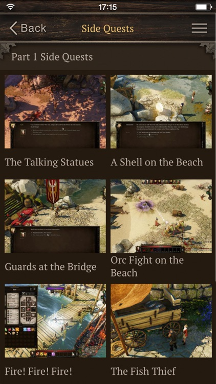 Guides for Divinity - Videos, Walkthroughs and More! screenshot-3