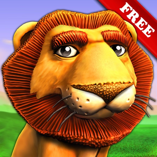 Animal Hospital 3D: Africa FREE - Your wild hospital in the savannah