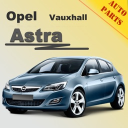 Autoparts Opel Astra