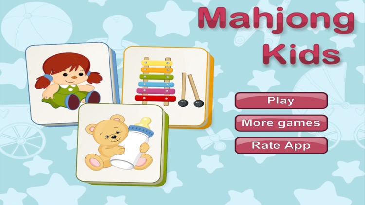 Kids Mahjong Free screenshot-0