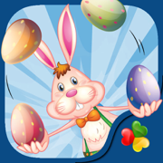 Easter Games for Kids Lite: Play Jigsaw Puzzles and Draw Paintings