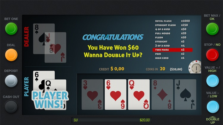 Video Texas Hold'em screenshot-3
