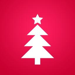 iChristmas Tree : Music mood lighting, Christmas Carol & Animation Screen