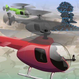 Helicopter Attack Game Free: Major Modern Frontline Assault Gunship - Classic Mayhem