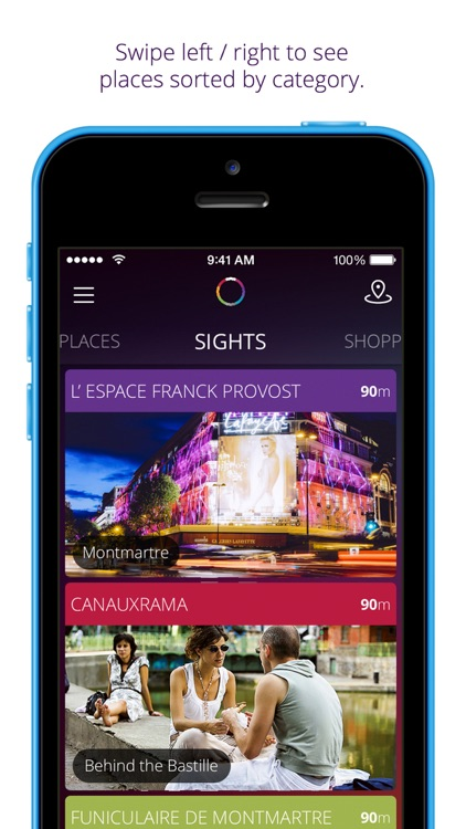 Paris travel guide & map - momondo places screenshot-1