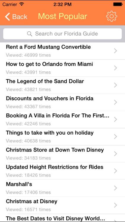 Florida Guide